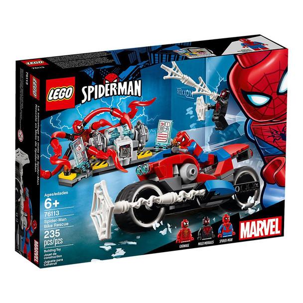 LEGO® Marvel Super Heros 76113 Spider-Man Bike Rescue