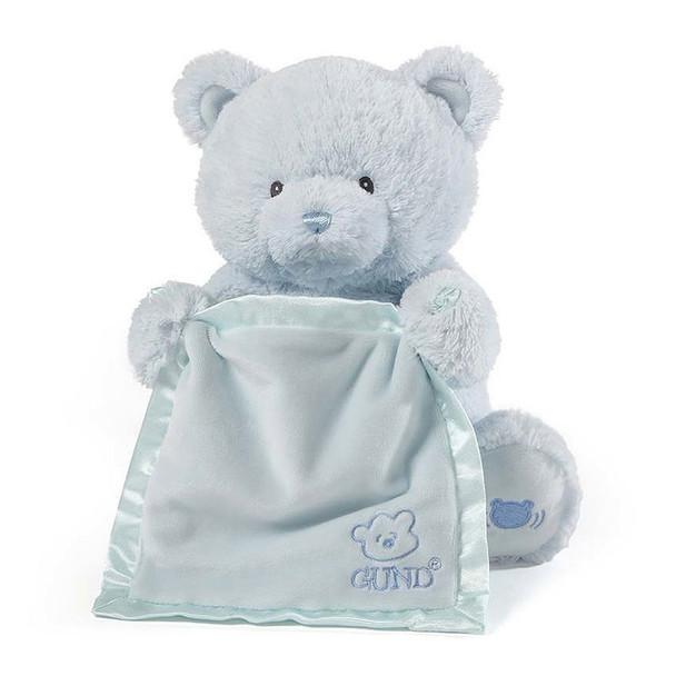 Peek-a-boo My First Teddy Blue by GUND (U4059953)