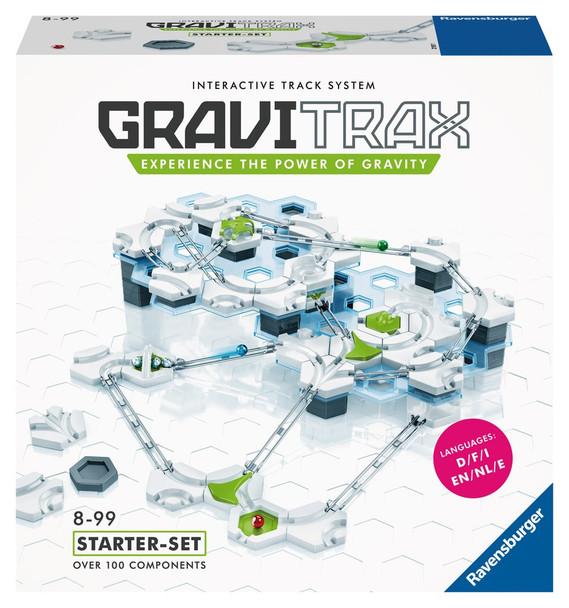 GraviTrax Starter Kit - STEM Activity Interactive Track System (27597)