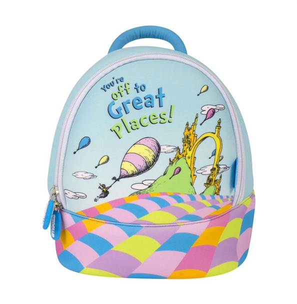 Oh The Places You Go Backpack - Large