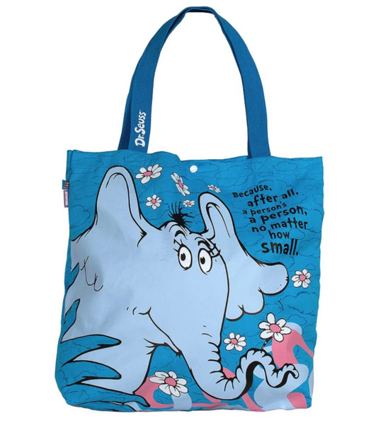 Horton Reversible Tote Bag