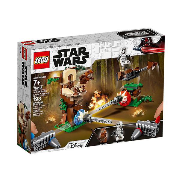 LEGO® Star Wars 75238 Action Battle Endor Assault