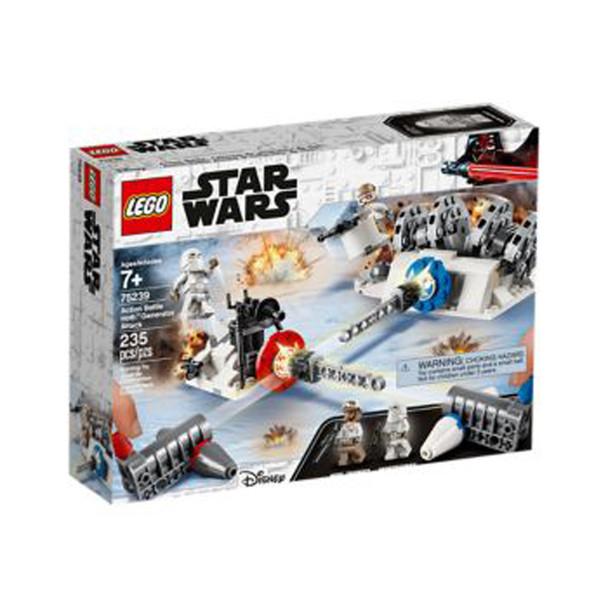 LEGO® Star Wars 75239 Action Battle Hoth Generator Attack
