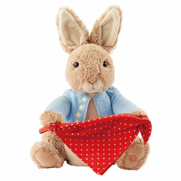 Peek-A-Boo Peter Rabbit by GUND