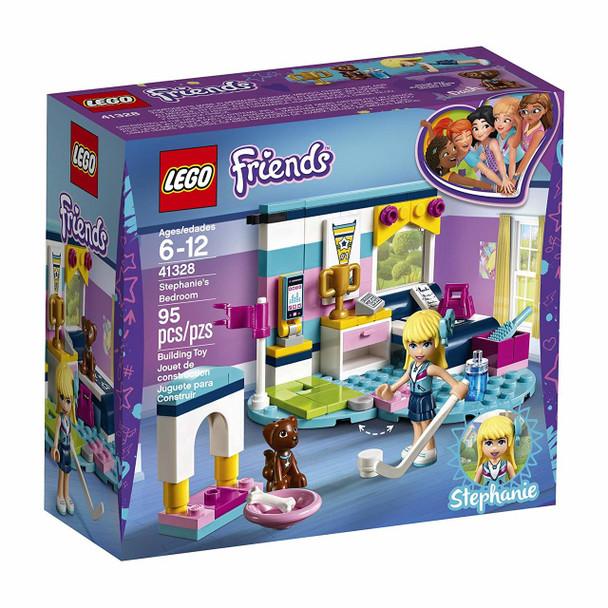 LEGO® Friends 41328 Stephanie's Bedroom