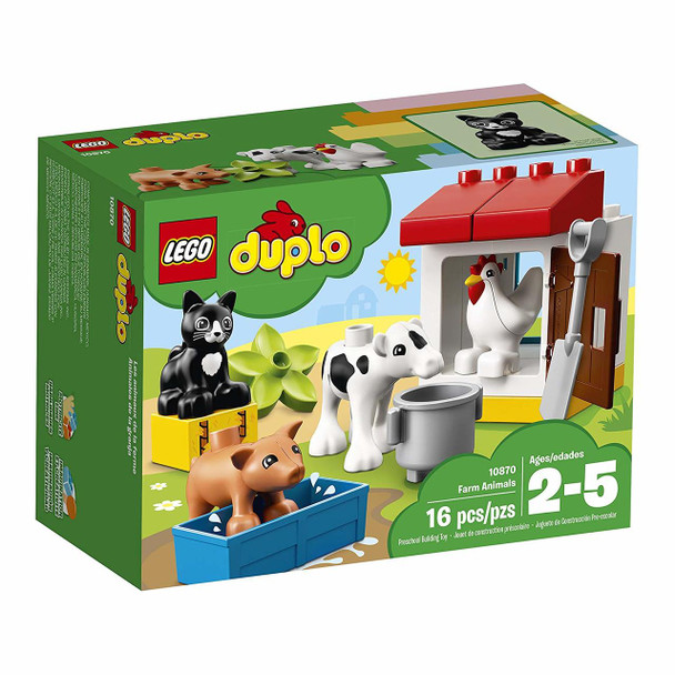 LEGO® Duplo 10870 Farm Animals