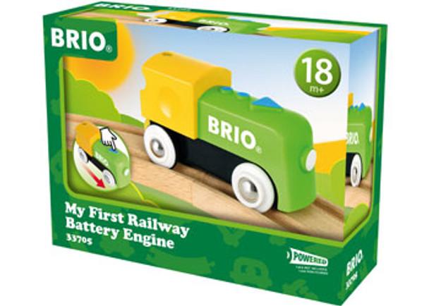 BRIO - My First Railway Battery Engine