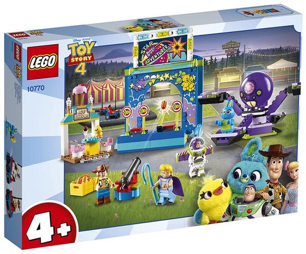 LEGO® Toy Story 4 Buzz & Woody's Carnival Mania! 10770