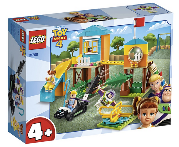 LEGO® Toy Story 4 Buzz & Bo Peep's Playground Adventure 10768