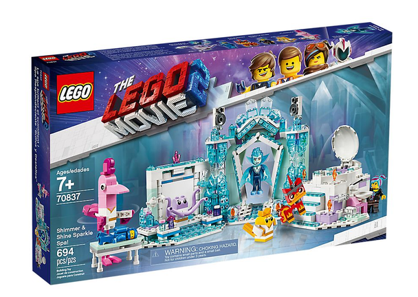 LEGO® Movie 2 Shimmer & Shine Sparkle Spa! 70837