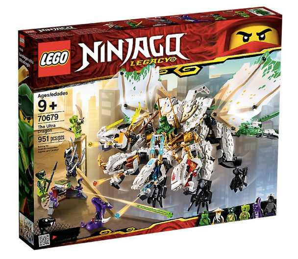 LEGO® Ninjago 70679 The Ultra Dragon