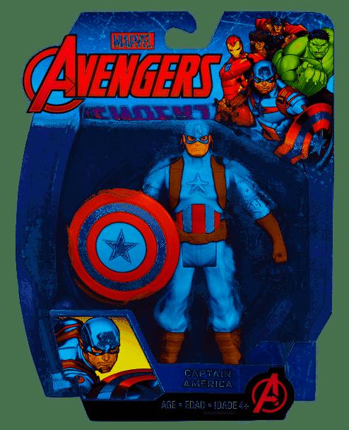 Marvel Avengers Captain America Action Figure by Hasbro - 15cm
