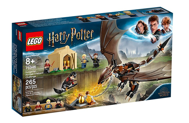 LEGO® Harry Potter 75946 Hungarian Horntail Triwizard Challenge
