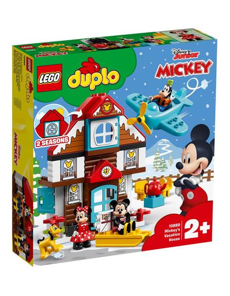 LEGO® DUPLO 10889 Mickey's Vacation House - 2 Seasons