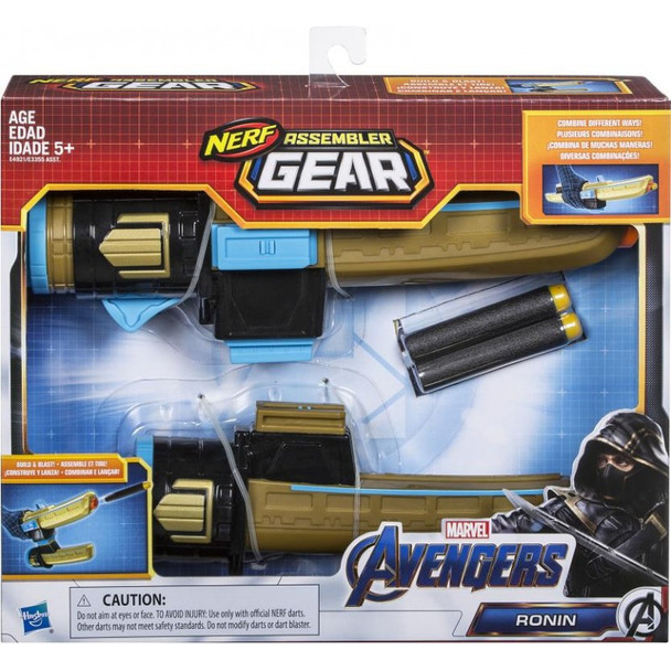 Marvel Avengers: Infinity War NERF Ronin Assembler Gear Upgrades