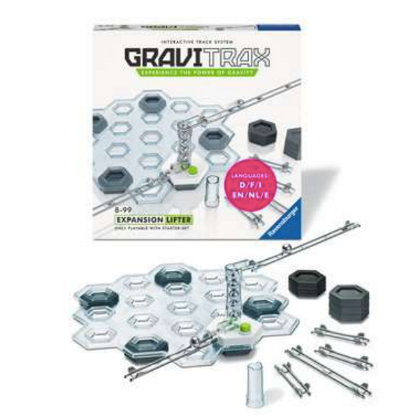 GraviTrax Lifter Accessory - STEM Expansion Set