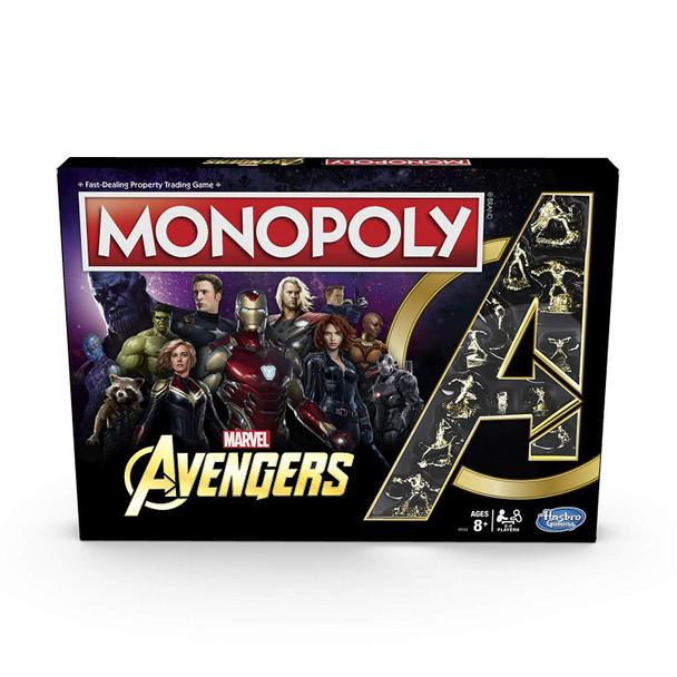 Hasbro Marvel Avengers Monopoly