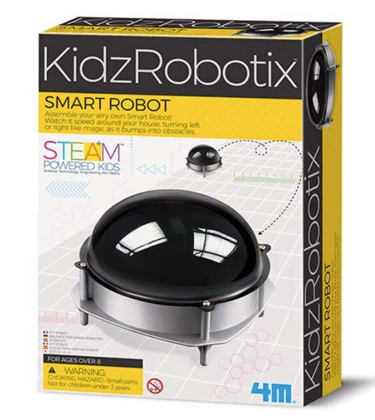 4M Kidz Robotix Smart Robot
