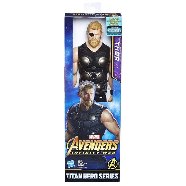 Avengers: Infinity War Titan Hero Series 12-Inch Thor Figure