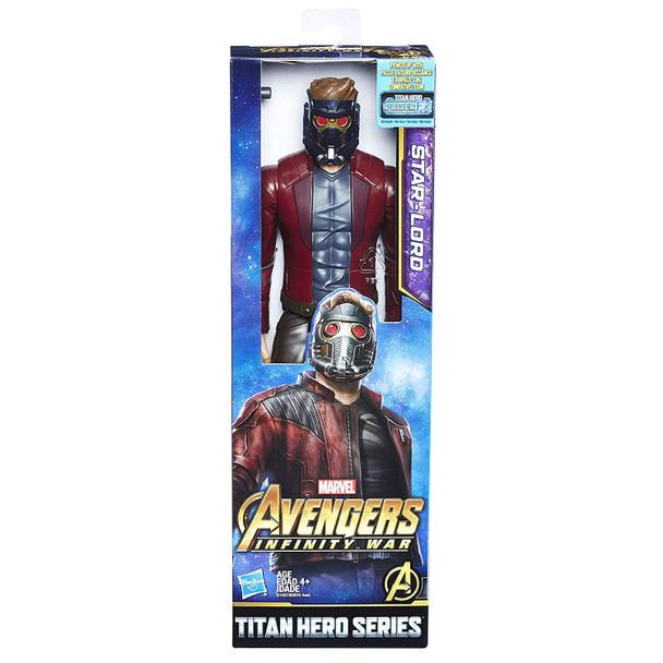 Avengers: Infinity War Titan Hero Series 12-Inch Star-Lord Figure