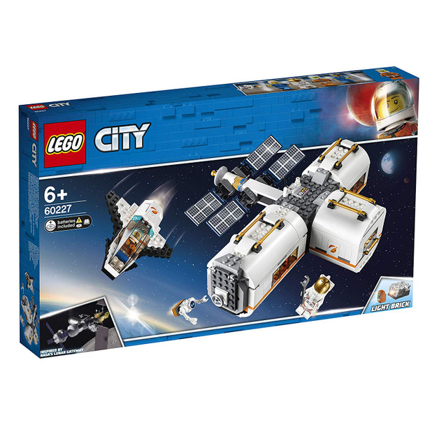 LEGO® City 60227 Lunar Space Station