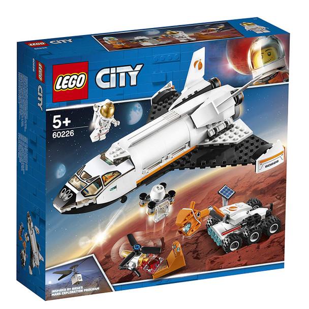 LEGO® City 60226 Mars Research Shuttle