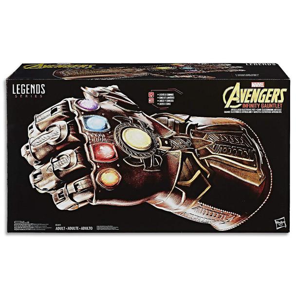 Hasbro Marvel Avengers Legends Gear Infinity Gauntlet Replica - 50cm