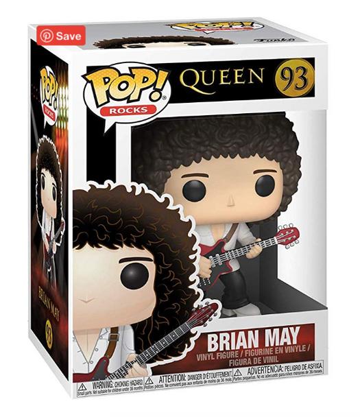 Queen Brian May Funko Pop! Vinyl #93
