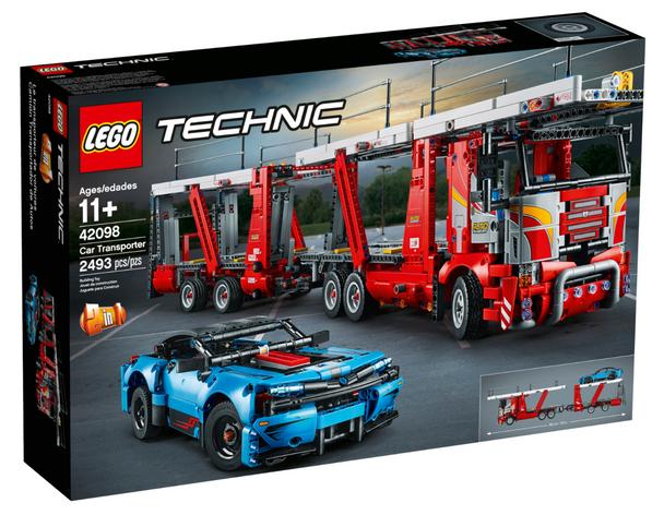 LEGO® Technic 42098 Car Transporter