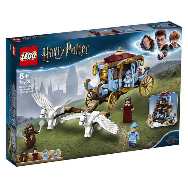 LEGO® Harry Potter 75958 Beauxbatons' Carriage: Arrival at Hogwarts