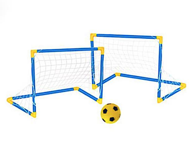 Wackaroo Active Soccer Goals - Set of 2