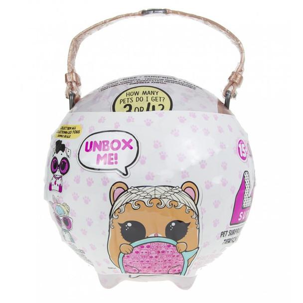 L.O.L. Surprise! Biggie Pets - MC Hammy Hamster