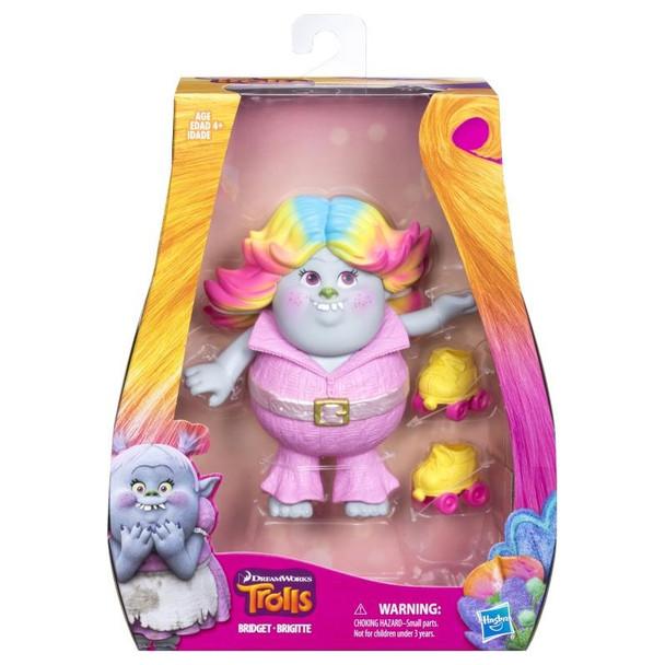 DreamWorks Trolls Medium Bridget Doll - 15cm