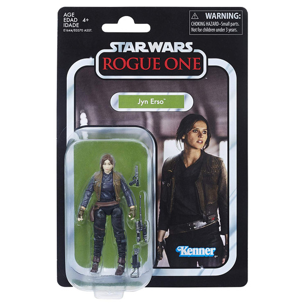 Star Wars The Vintage Collection Jyn Erso Figure - 10cm