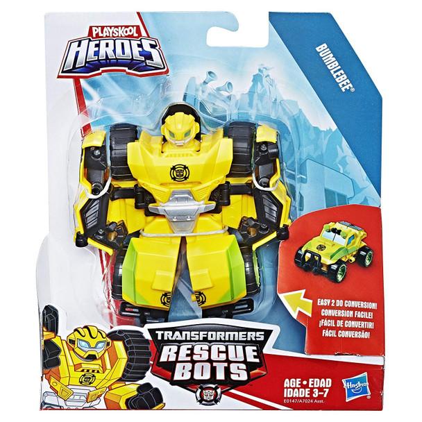 Playskool Heroes Transformers Rescue Bots Academy Toy - Bumblebee