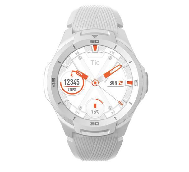 Mobvoi TicWatch S2 Wear OS by Google™ - Glacier