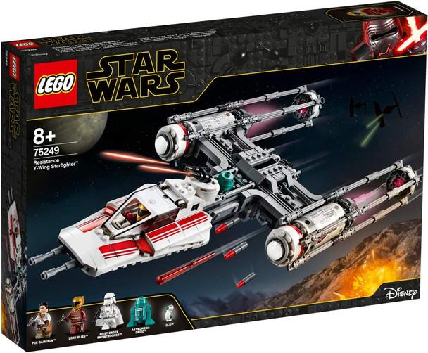 LEGO® Star Wars 75249 Resistance Y-Wing Starfighter