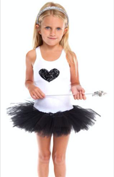 Sweetheart Tutu Dress by Fairy Girls