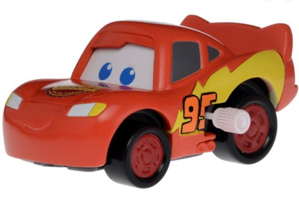 TOMY Disney Pixar Cars Wind-Up Lightning McQueen Toy