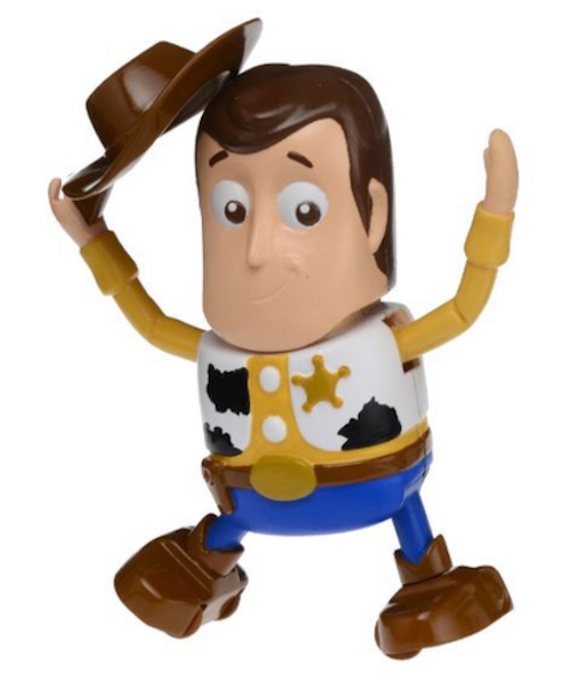 TOMY Disney Pixar Toy Story Wind-Up Woody Toy