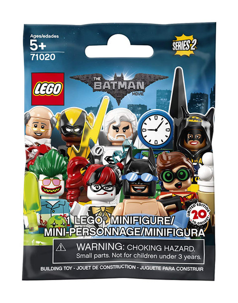 LEGO® Minifigures 71025 The Lego Batman Movie Series 2