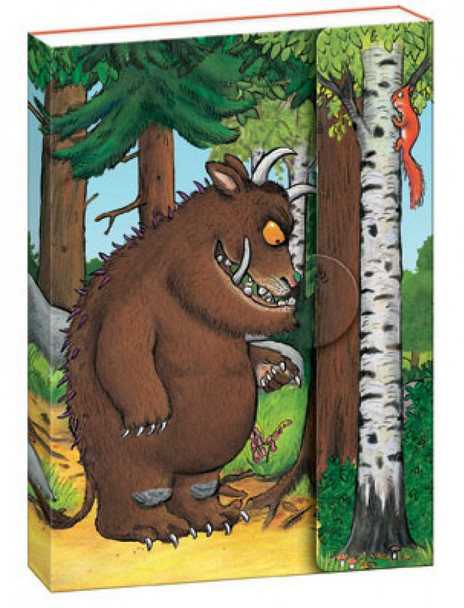 Gruffalo A5 Lined Notebook - 100 Pages