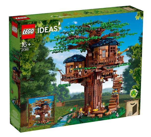 LEGO® Ideas 21318 Tree House