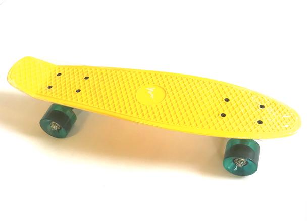 MadDog Flyer Yellow Junior Skateboard
