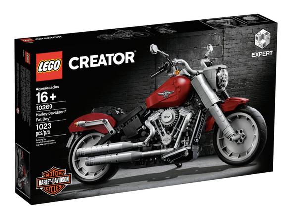 LEGO® Creator 10269 Harley-Davidson Fat Boy