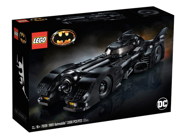 LEGO® 1989 Batmobile DC Superheroes 76139
