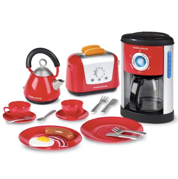 Morphy Richards Role-Play Kitchen Set