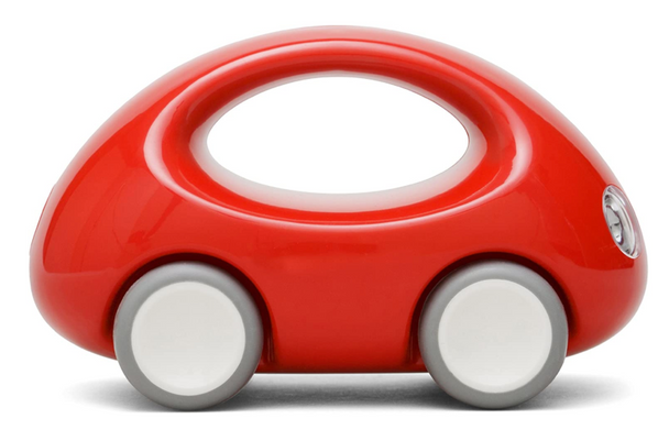 Kid O Go Car with Handle Red