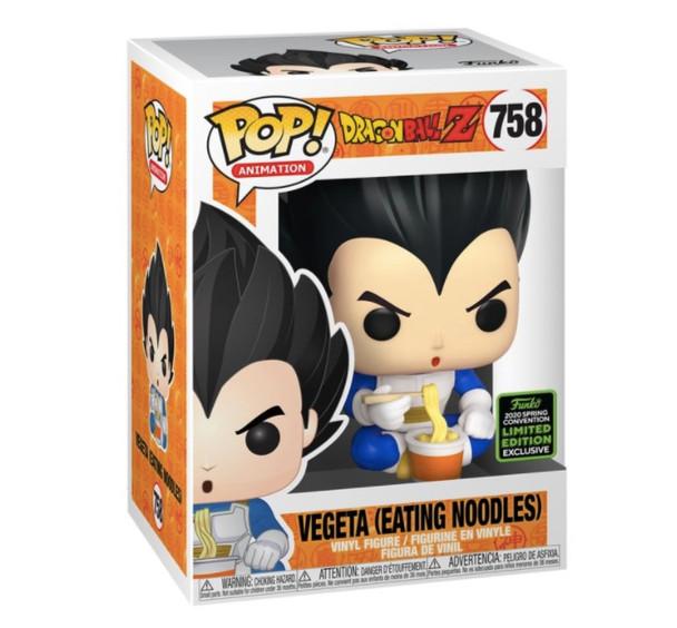 Funko Pop! Dragon Ball Z 45926 - Vegeta (Eating Noodles)