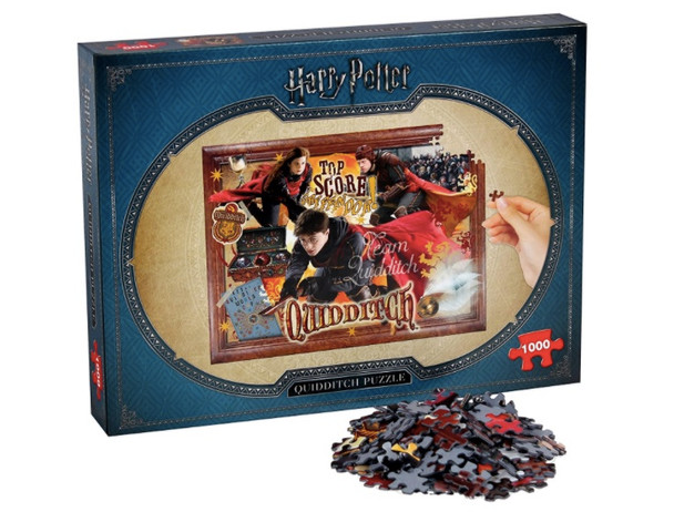 Harry Potter - Quidditch 1000 piece Puzzle